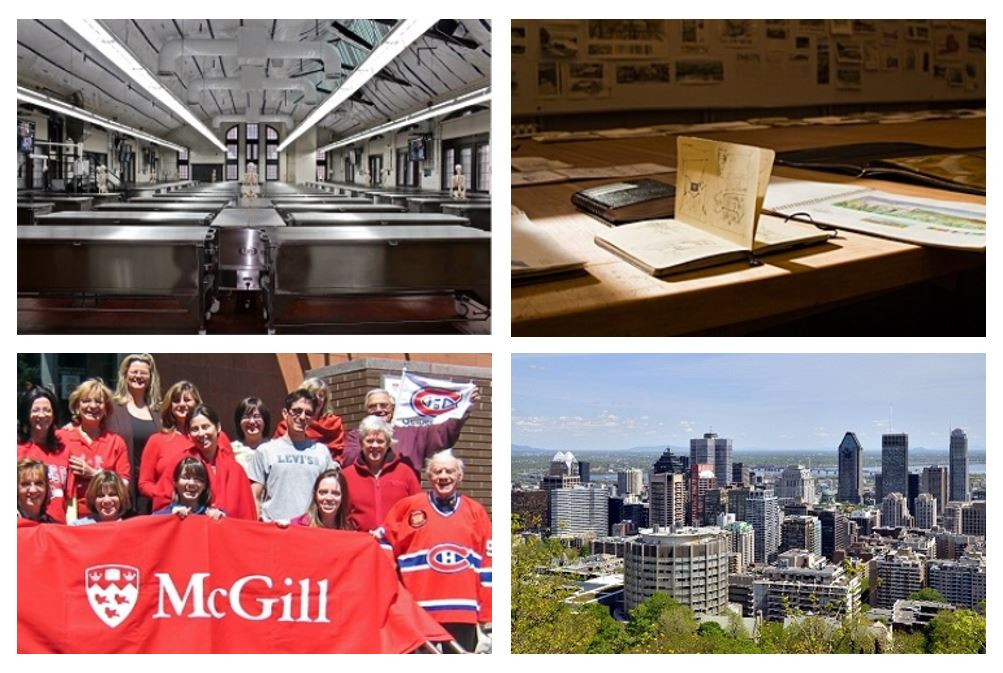 McGill Dissection Program July 2019