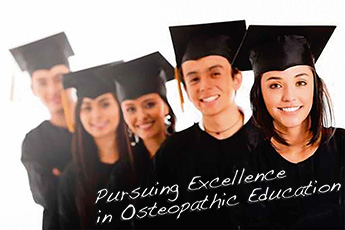 Pursuing Excellence in Osteopathic Education